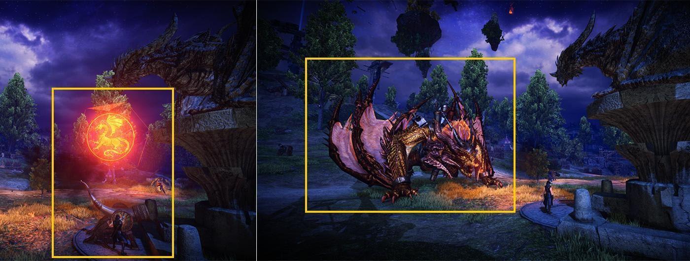 Рог призывателя драконов