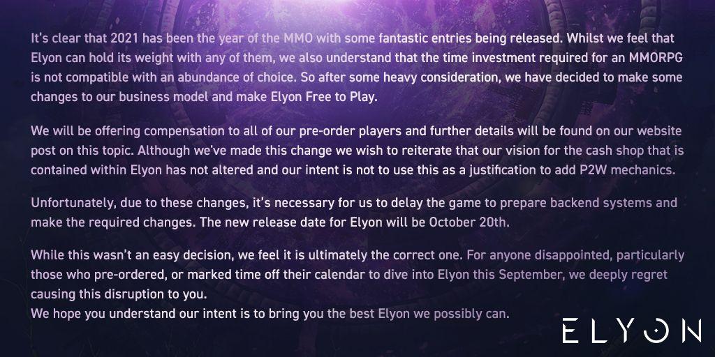 elyon бесплатно free to play